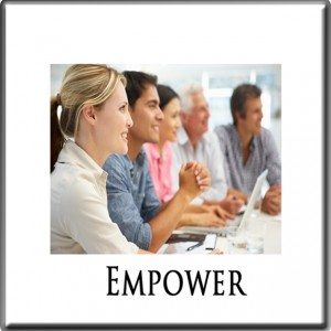 Empower.framed BOX
